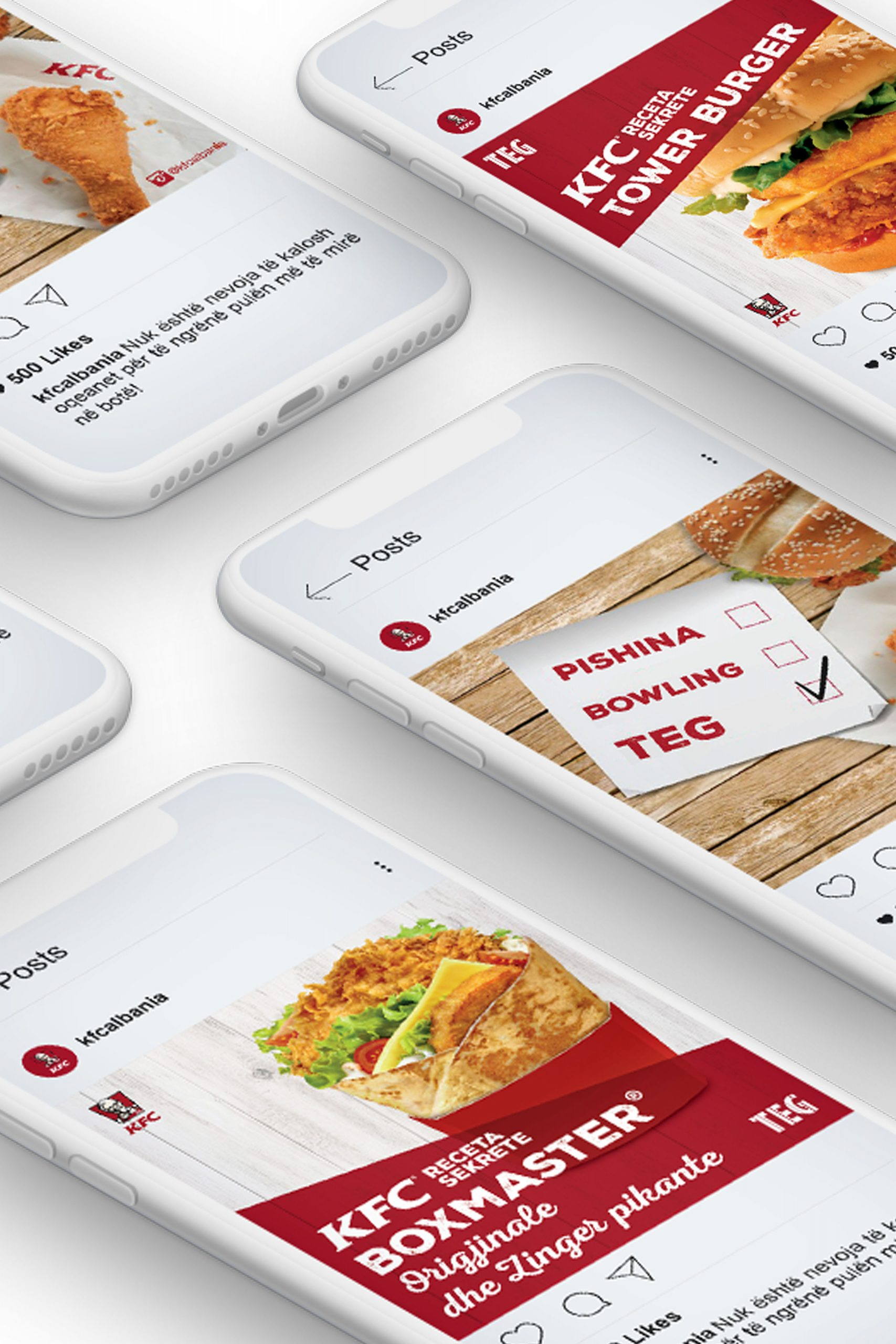 KFC, Project Img 4 - Vatra Agency / Founder & CEO Gerton Bejo