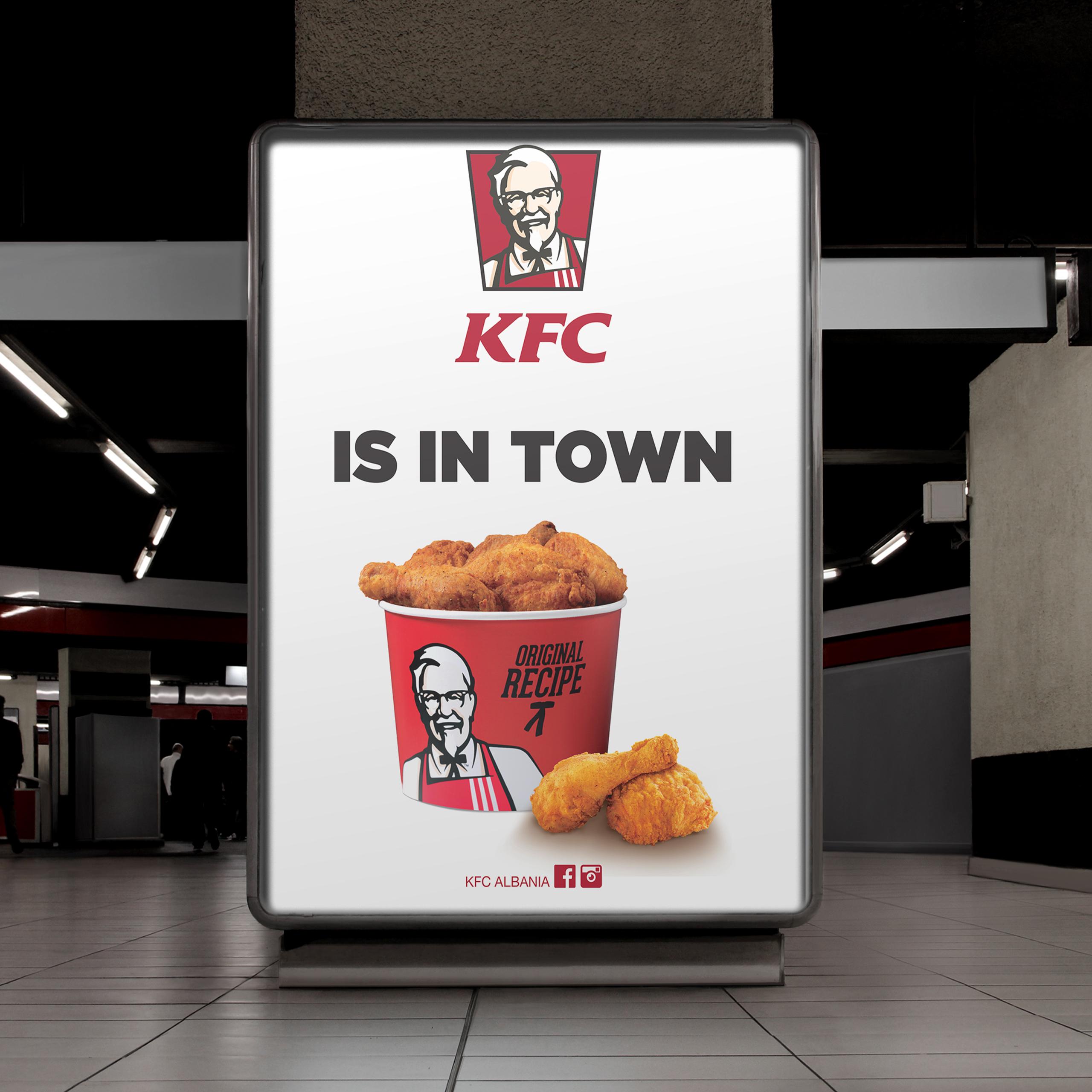 KFC, Social, Project Img 20 - Vatra Agency / Founder & CEO Gerton Bejo