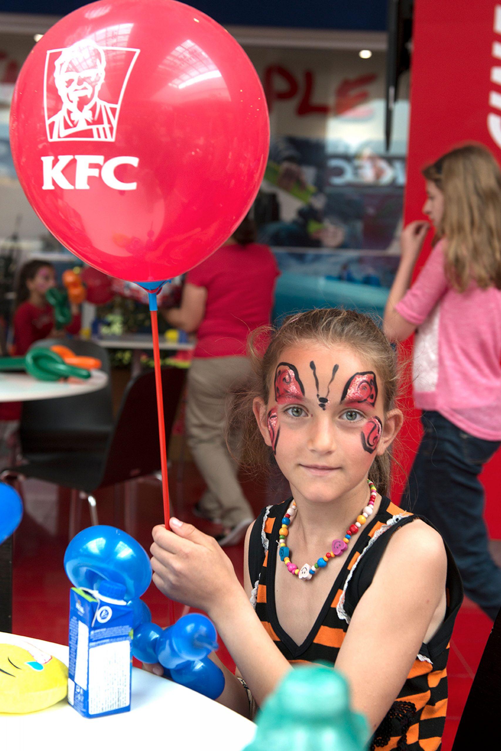 KFC, Social, Project Img 10 - Vatra Agency / Founder & CEO Gerton Bejo