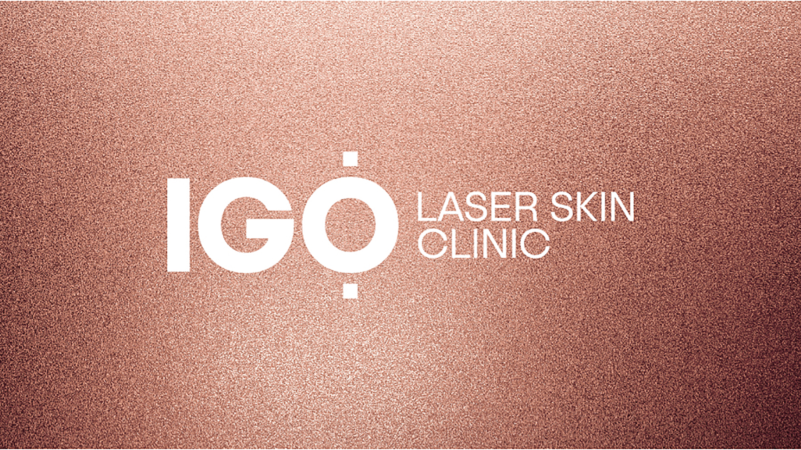 Brand identity and website for IGO Laser Skin Clinic created and designed by Vatra Agency