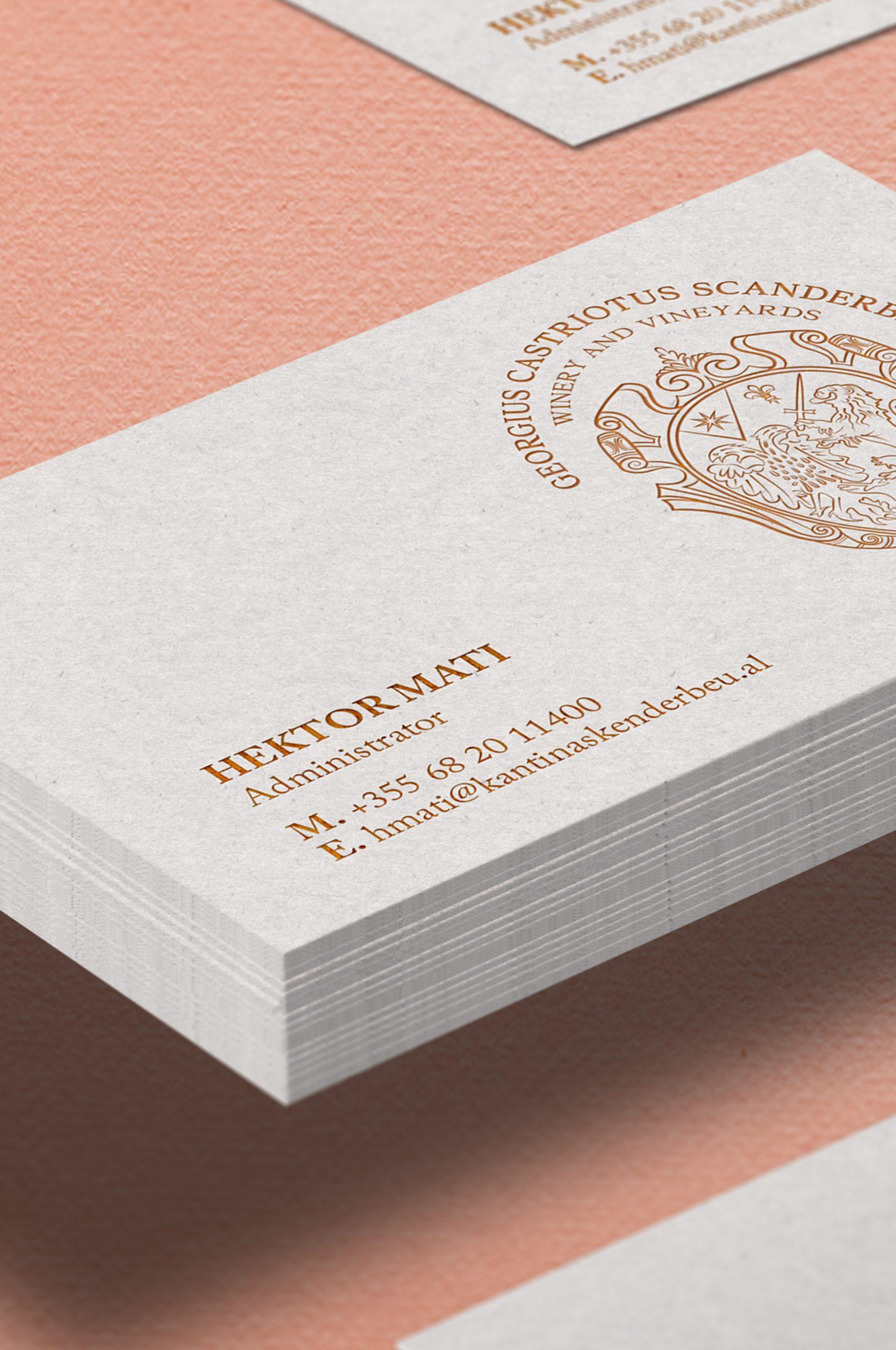 Kantina Skënderbeu, Wine, Project Img 23 - Vatra Agency / Founder & CEO Gerton Bejo