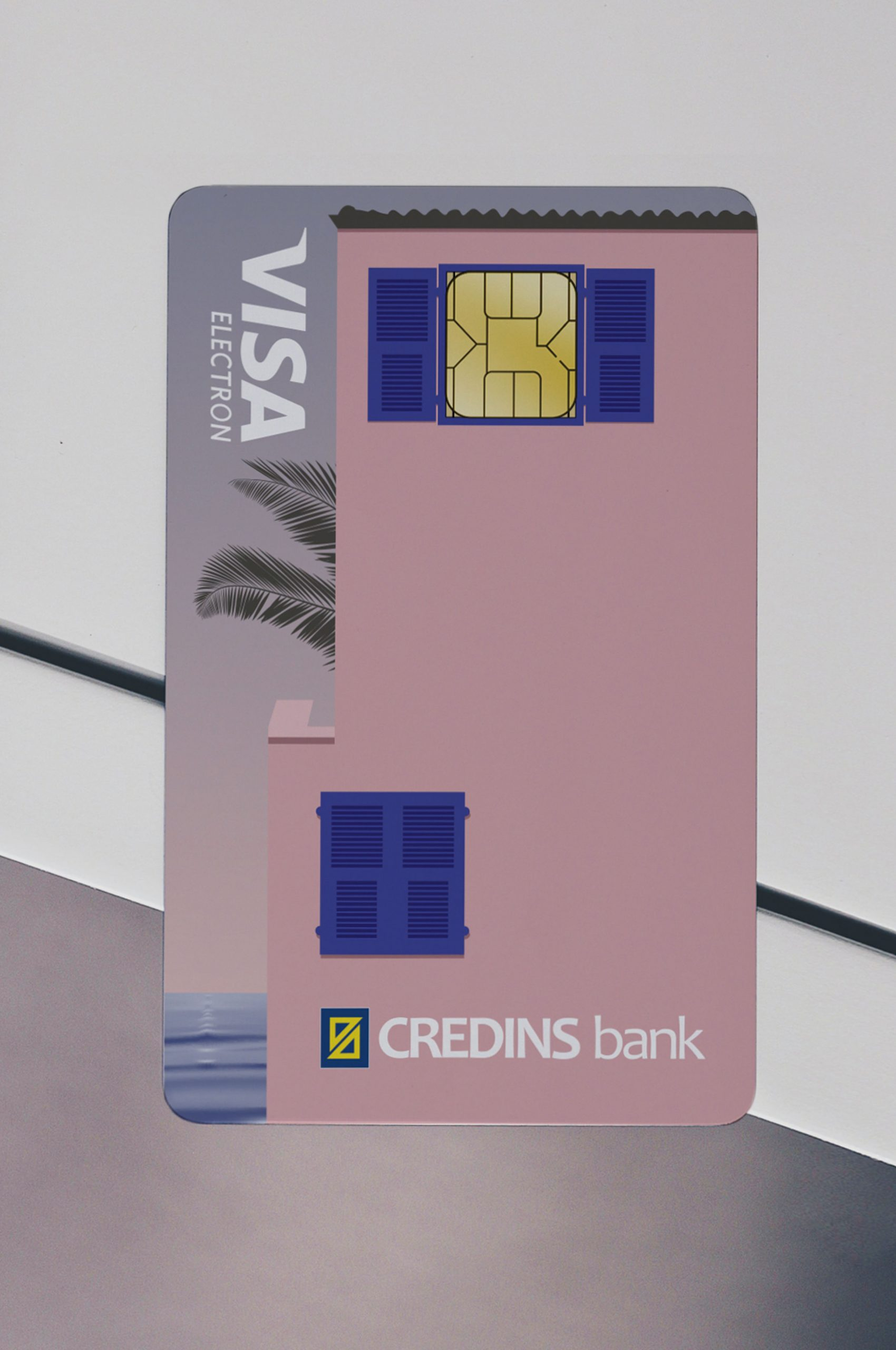 Credins Bank, Social, Project Img 2 - Vatra Agency / Founder & CEO Gerton Bejo