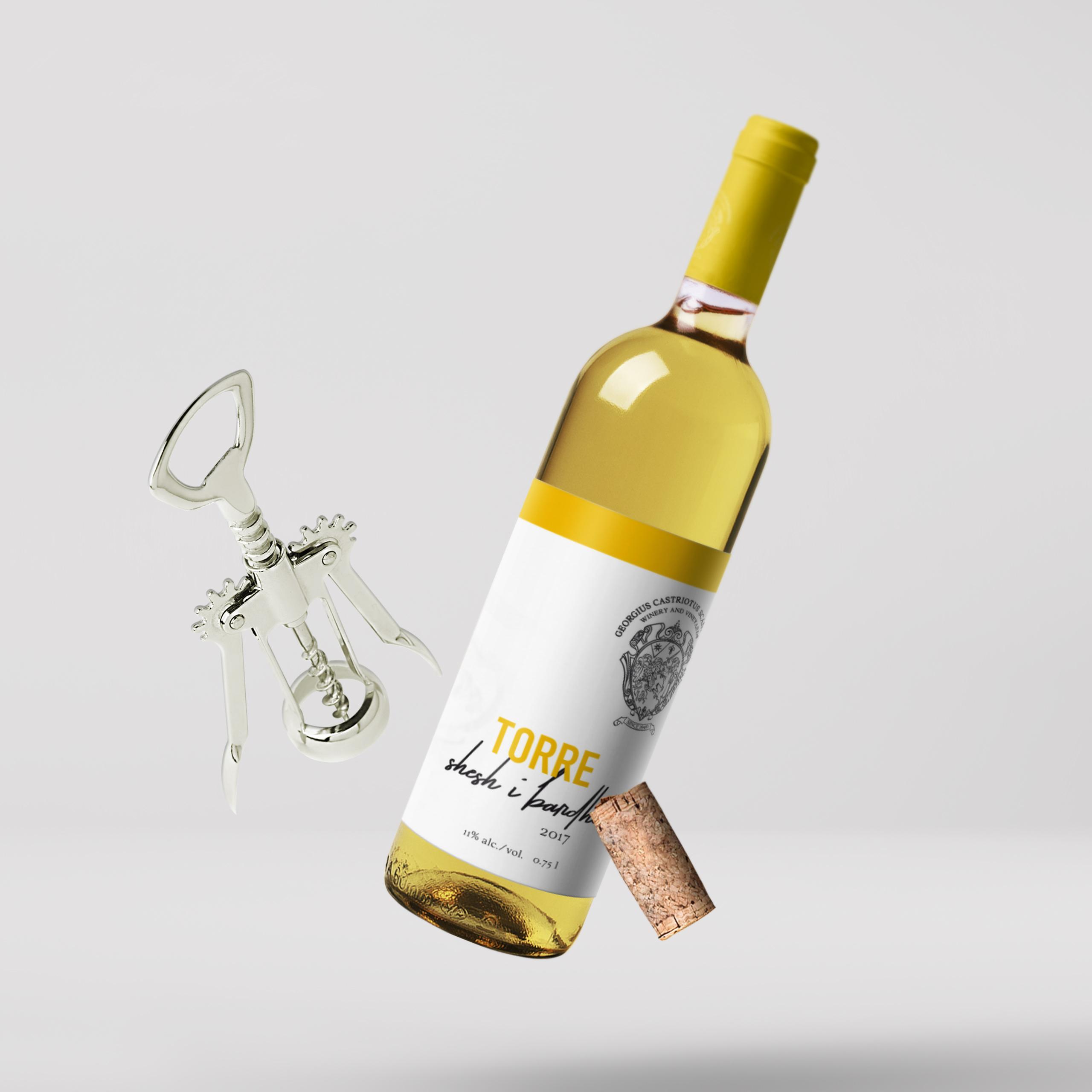 Kantina Skënderbeu, Wine, Project Img 10 - Vatra Agency / Founder & CEO Gerton Bejo