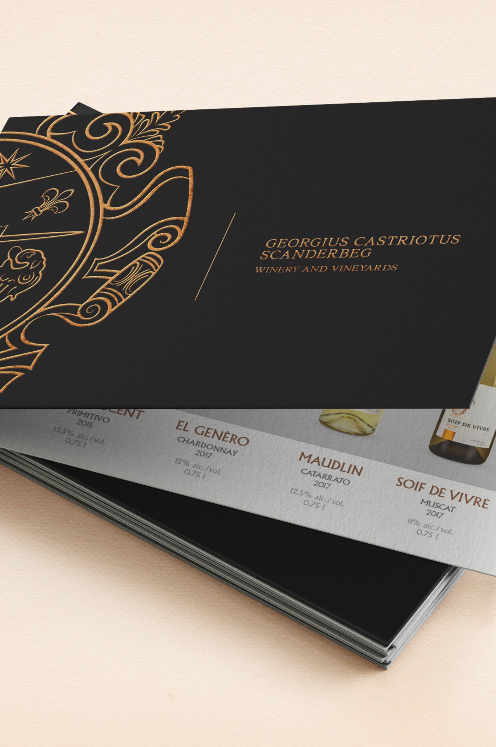 Kantina Skënderbeu, Wine, Project Img 19 - Vatra Agency / Founder & CEO Gerton Bejo