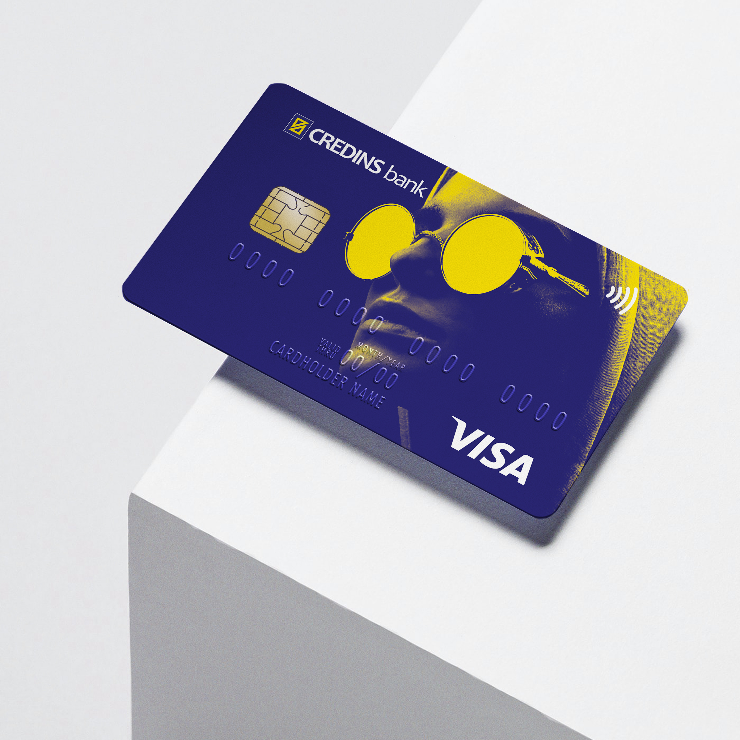 Credins Bank, Project Img 30 - Vatra Agency / Founder & CEO Gerton Bejo