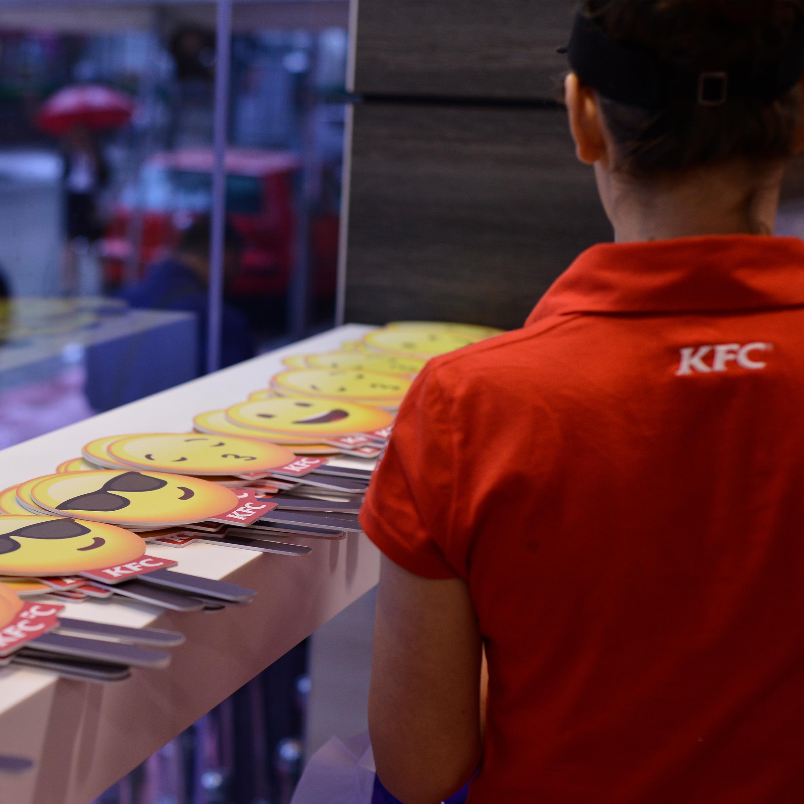 KFC, Social, Project Img 3 - Vatra Agency / Founder & CEO Gerton Bejo