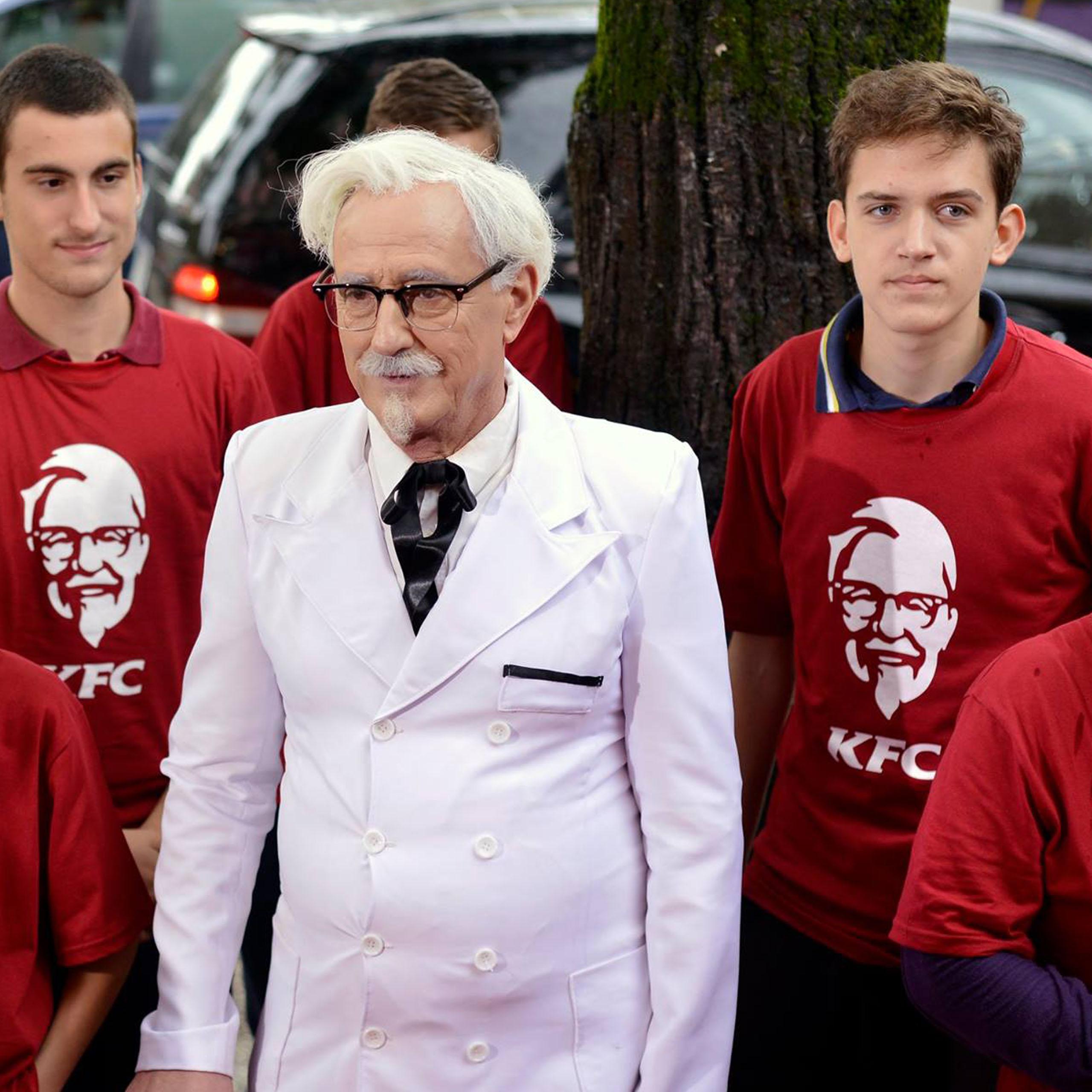 KFC Albania, Project Img 4 - Vatra Agency / Founder & CEO Gerton Bejo