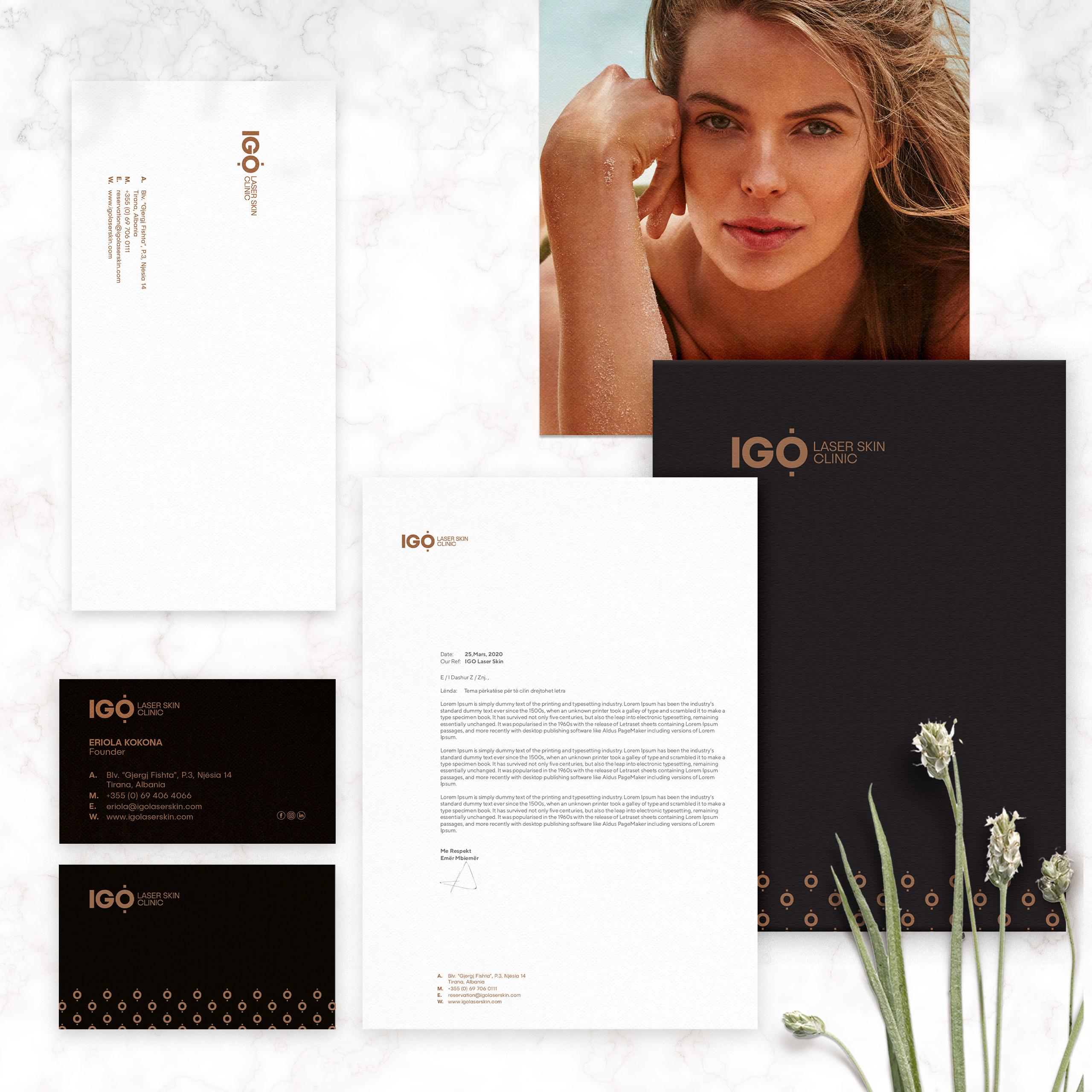 IGO Laser Skin Project Img 18 - Vatra Agency / Founder & CEO Gerton Bejo